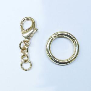 K2 10 O형금속고리 에어팟 키링 열쇠고리 키홀더 가방고리 휴대폰 악세사리 만들기 부자재 재료