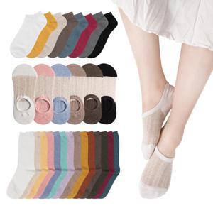 [40%+5%+700]발편한세상 신상 가성비 양말 가을 겨울 무지 골지 패션 양말