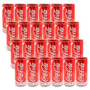 코카콜라  코카콜라 245ml 24캔 업소용