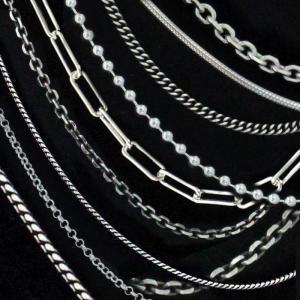 은목걸이3/남자 남여/925 순은 은 커플 십자가 목걸이