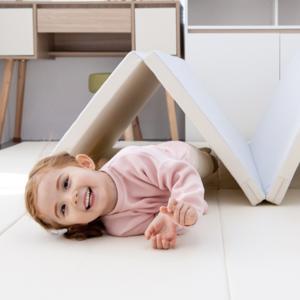 엘키즈 프리미엄 항균 폴더매트 / 아기 아동 유아 거실 접이식 바닥 복도 놀이방매트 층간소음방지