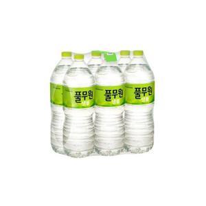 풀무원  풀무원샘물 by Nature 2L 24개 무료배송 생수 물