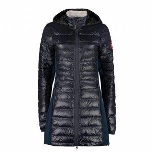 [Canada Goose] Hybridge Lite long hooded down jacket 2710L_706