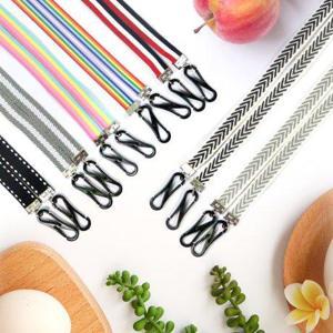 HEC 마스크 걸이 S고리 10+1 스트랩 줄 목걸이 국내생산 성인용 학생용 13종 귀통증 귀아픔 방지 분실 보관