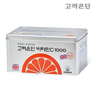고려은단  고려은단 비타민C 1000 600정/20개월분