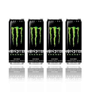 몬스터에너지  몬스터에너지 그린 355ml x 24can.WB