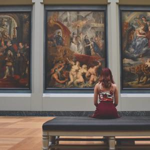 미술사 전공 공인가이드의 루브르 걸작 투어 (프랑스/파리/최대6명/오르세 퐁피두 투어가능)