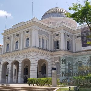 [투어] 싱가포르 래플즈의 발자취를 따라 국립박물관+포트캐닝+랜딩사이트+내셔널갤러리
