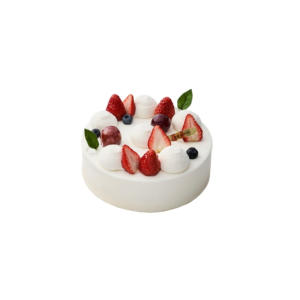 딸기와 우유생크림 2호