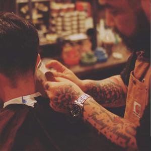 서울 서울대입구역 엉클부스 바버샵