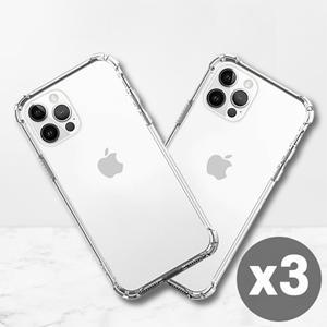 1+1+1 투명 범퍼 케이스 핸드폰 아이폰13 미니 프로 맥스 갤럭시 S21 플러스 S20 노트20 울트라 A31 G8 V50