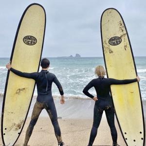 [10월한정] 서핑 입문자는 여기로! 비고르서프 서핑 강습 & 렌탈 (안덕) - 체험 서핑 강습 1회/1인