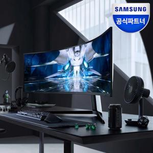 삼성전자 오디세이 Neo G9 S49AG950 49인치 DQHD 커브드 게이밍 모니터 240Hz 1ms 퀀텀 mini LED