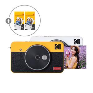 코닥  코닥 미니샷 2 레트로 폴라로이드 카메라 + 카트리지 60매 번들