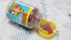 어린이비타민 꾸미바이트 맛있는 젤리라서 좋다!