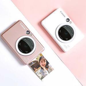 캐논 인스픽S2 즉석 카메라 포토 프린터 ZV-223, 진인화, 즉석카메라, 스마트폰사진인화기, 핸드폰사진인화, 휴대용프린터, 폴라로이드인화, 포토프린터